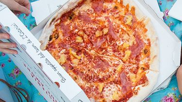 grote pizza