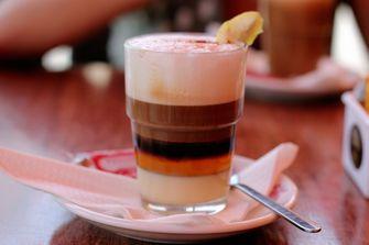 Barraquito koffie