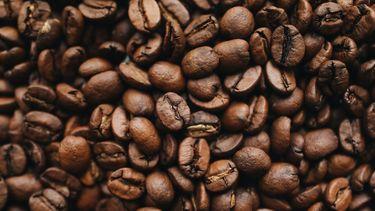 koffiebonen, zoals bij Friedhats