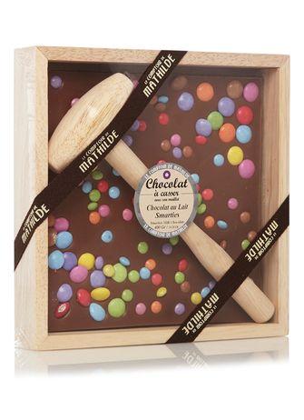 Le Comptoir De Mathilde chocolade met hamertje