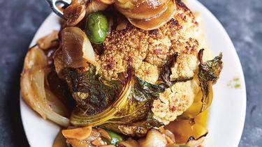 Bloemkool uit de oven van Jamie Oliver
