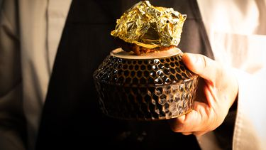 Gouden oliebollen Francois Geurds