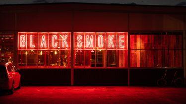 Restaurant Black Smoke in Rotterdam