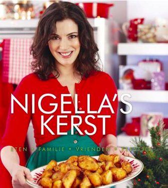 Nigella's kerst kookboek