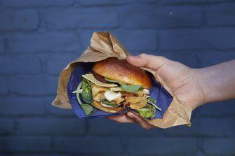 Vogelvriendelijk broodje pop-up Samuel Levie