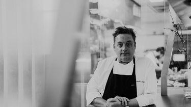 Chris Naylor opent Naylor's: een één-tafelrestaurant