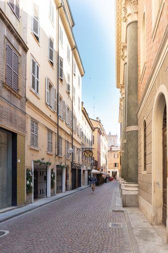 Modena in Italië