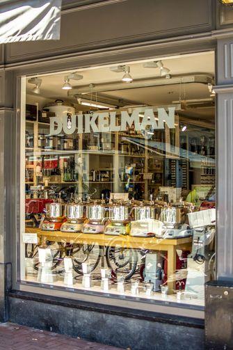 Duikelman Amsterdam