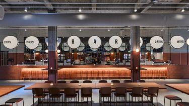 De Foodhallen in Rotterdam
