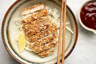 Makkelijke tonkatsu uit de oven