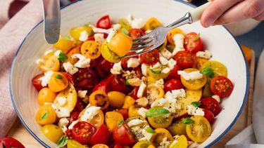 Afbeelding bij groentegerechten bij de pasta