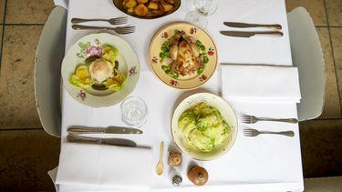 Franse restaurants in Amsterdam: Rijsel
