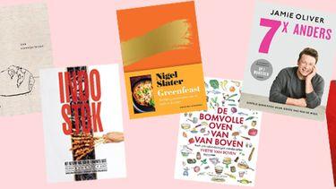 Nieuwe kookboeken herfst