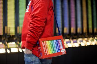 Tony's Chocolonely Rainbowpack
