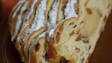 paasbrood maken met amandelspijs