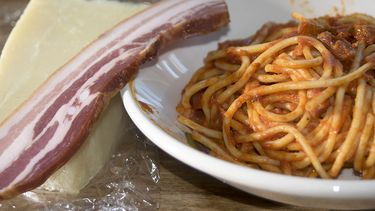 Bucatini Lange Holle Spaghetti Ideaal Voor Saus Culy Nl