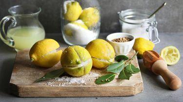 inmaken citroenen