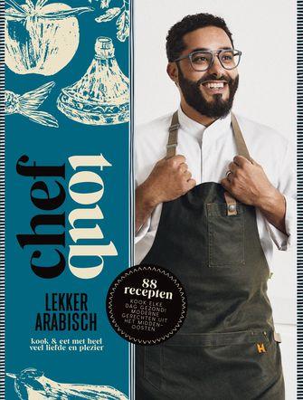 cover van Chef Toub: Lekker Arabisch