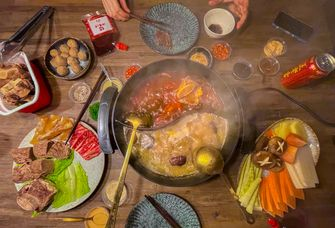 Hotpot thuis / HOT and HOT