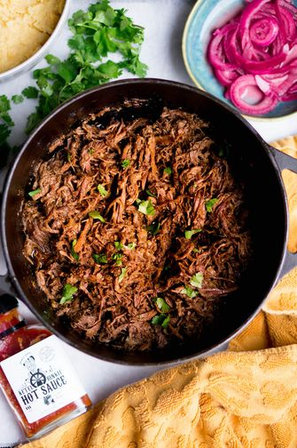 Mexicaans stoofvlees recept