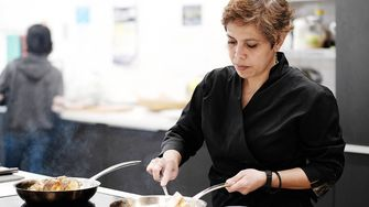 Chef Titi Waber