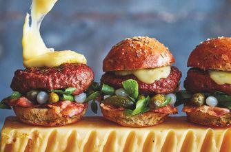 Racletteburger