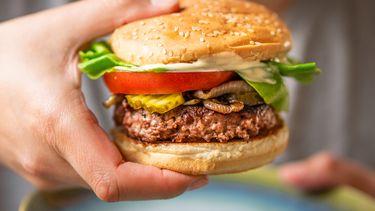 Vegan burger: Beyond Burger