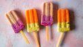 Groente ijsjes