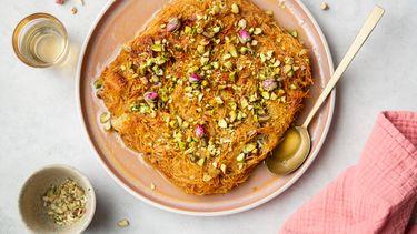Libanese knafeh