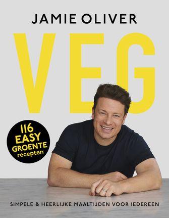 Jamie's VEG nieuw kookboek