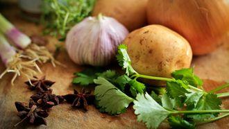 groenten die je kunt kweken uit restjes