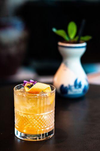 Cocktails bij Juniper & Kin in Amsterdam