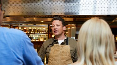 Jamie Oliver VEG Londen