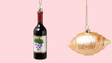 Culinaire kerstballen