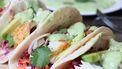 Healthy vis taco's