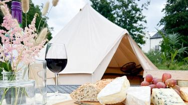 Spaarne Glamping Staycation
