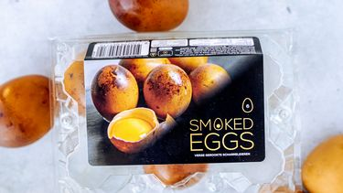 gerookte eieren van smoked eggs europe