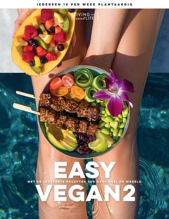 Kookboek easy vegan