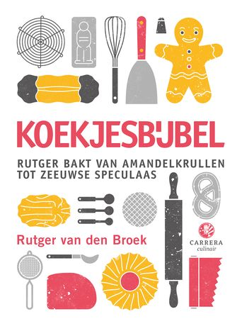 Koekjesbijbel van Rutger van den Broek