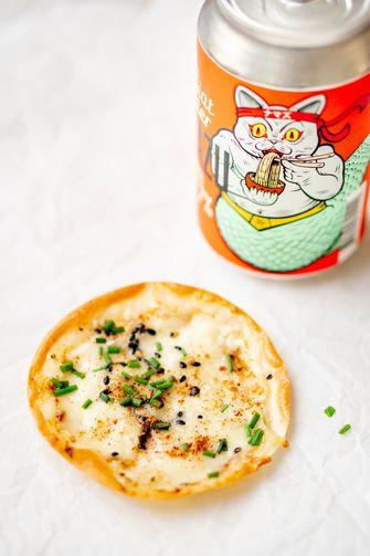 Japanse minipizza's