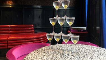 Perfecte Martini recept