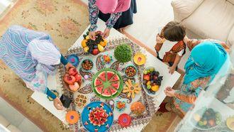 Wat wordt er gegeten tijdens de Ramadan?