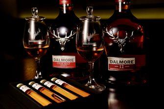 Dalmore whisky pairing