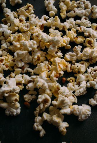 Popcorn bakken