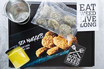 winactie The Dutch Weed Burger Sea Nuggets