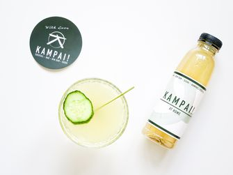 Culy ontdekt cocktails aan huis van Kampai