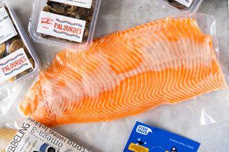 vis van de webshop van Fish Tales