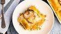 Afbeelding vegetarische stamppot zuurkool recept
