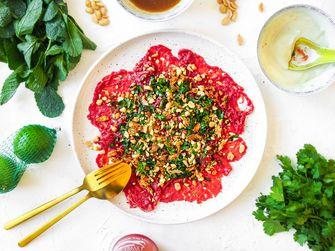 Vietnamese carpaccio