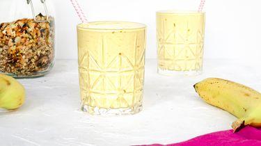 mango smoothie met kardemom